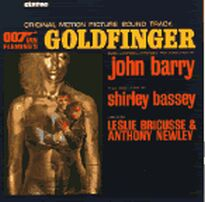 BSO de James Bond contra Goldfinger