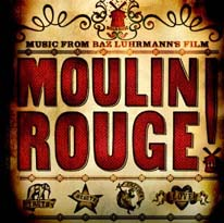 BSO de Moulin Rouge (2001)