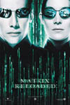 Poster Cartel de Matrix Reloaded