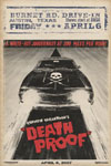 Poster Cartel de Death Proof