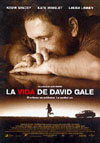 Poster Cartel de Vida de David Gale, La