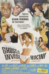 Poster The Ghost in the Invisible Bikini
