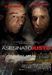 Poster Asesinato justo