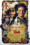 Poster Cartel de Hook