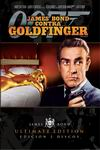 Poster James Bond contra Goldfinger