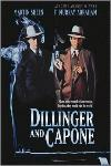 Poster Dillinger and Capone