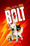 Poster Cartel de Bolt