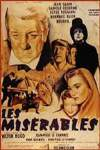 Poster Los Miserables (1958)