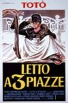 Poster Letto a tre piazze