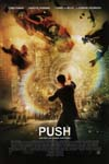 Poster Cartel de Push (2009)
