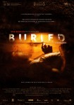 Poster Buried (Enterrado)