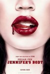 Poster Cartel de Jennifer's Body