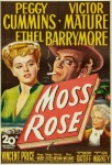 Poster Moss Rose