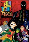 Poster Teen Titans: Trouble in Tokyo