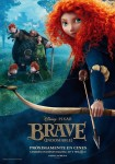 Poster Brave (Indomable)