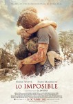 Poster Lo Imposible