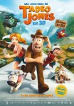 Poster Las Aventuras de Tadeo Jones