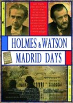 Poster Holmes & Watson, Madrid Days