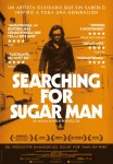 Poster Poster de la película Searching for Sugar Man