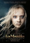 Poster Los Miserables (2012)