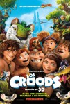 Poster Los Croods