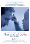 Poster The End of Love