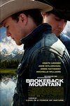 Poster Brokeback Mountain. En Terreno Vedado