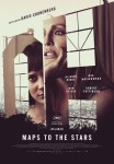 Poster Maps to the Stars