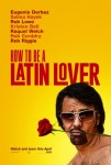 Poster How to be a Latin lover