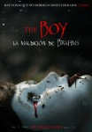 Poster The Boy. La Maldición de Brahms