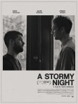 Poster A Stormy Night