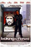 Poster Poster de la película Looking for Richard