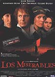 Poster Los Miserables (1998)