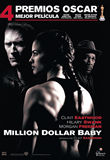 Poster Cartel de Million Dollar Baby