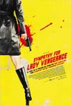 Poster Sympathy for Lady Vengeance