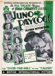Poster Juno and the Paycock