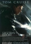 Poster Cartel de Minority Report