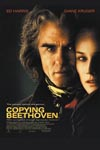 Poster Cartel de Copying Beethoven