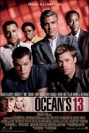 Poster Cartel de Ocean's Thirteen