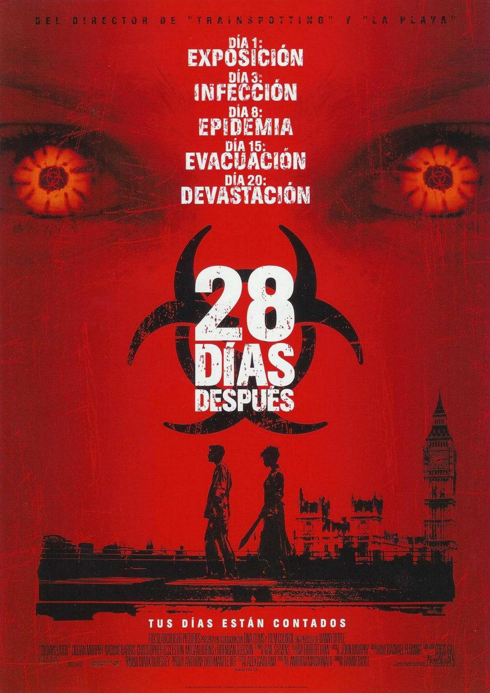 Ver 28 días después (2002) Online Película Completa Latino Español en HD