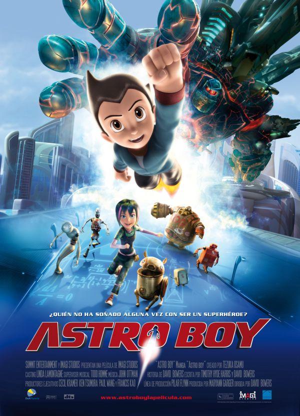 Astroboy Pelicula Completa - Español Latino you tube