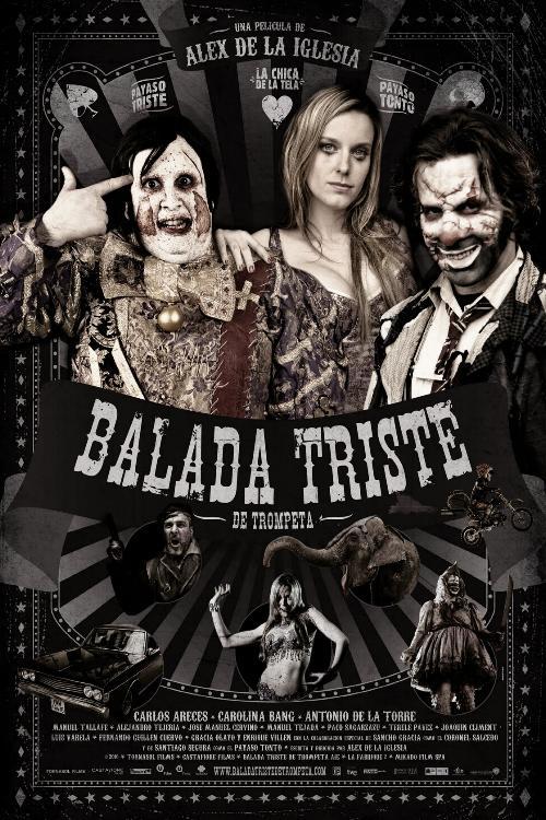 Balada Triste de Trompeta [DVDRip][Español][Drama][2010]
