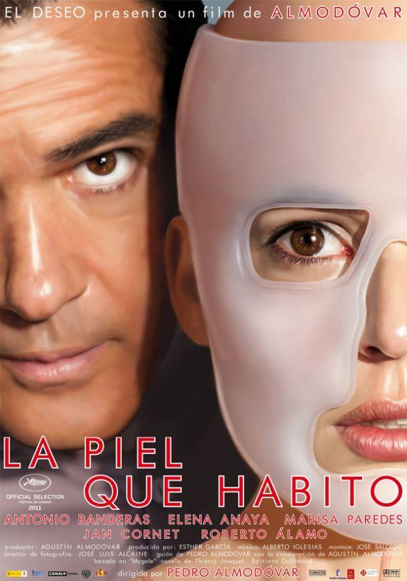 Poster de La piel que habito