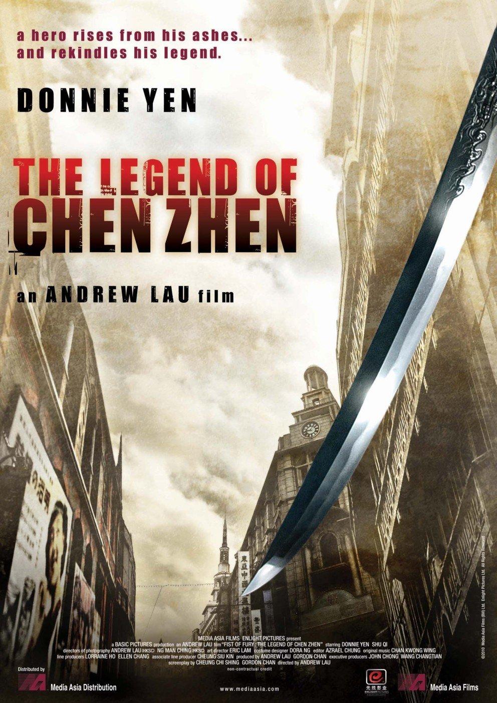 Legend of the Fist: The Return of Chen Zhen - Pelicula ...