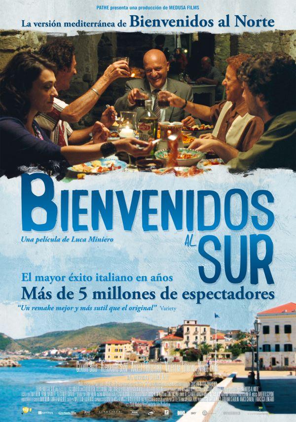 Bienvenidos Al Sur [Dvdrip][spanish]