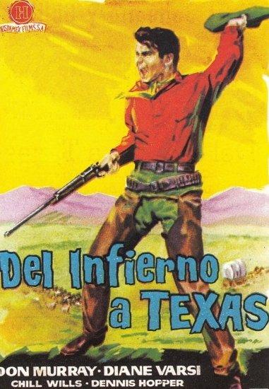 Del Infierno a Texas - Pelicula :: CINeol