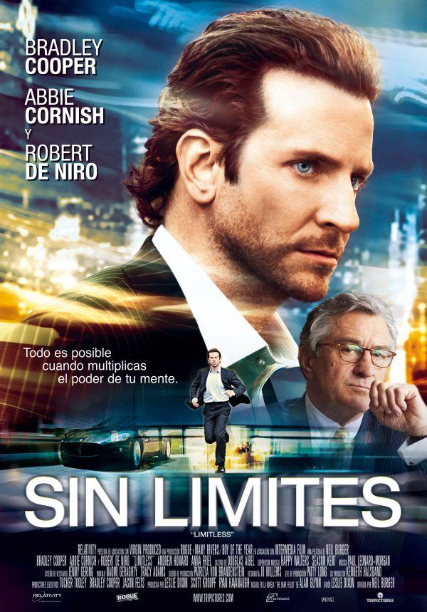 Sin limites pelicula 2011(sub-titulos Español)
