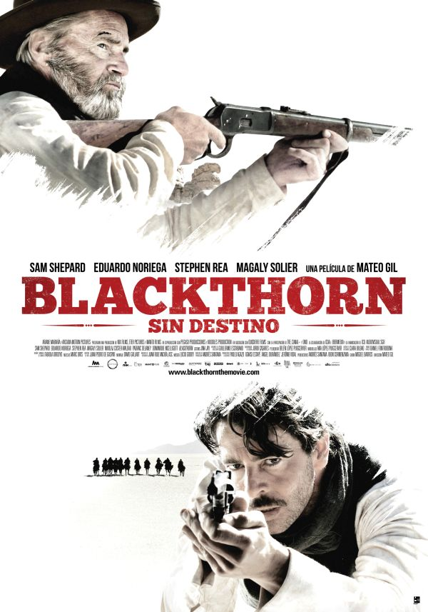 Blackthorn. Sin destino