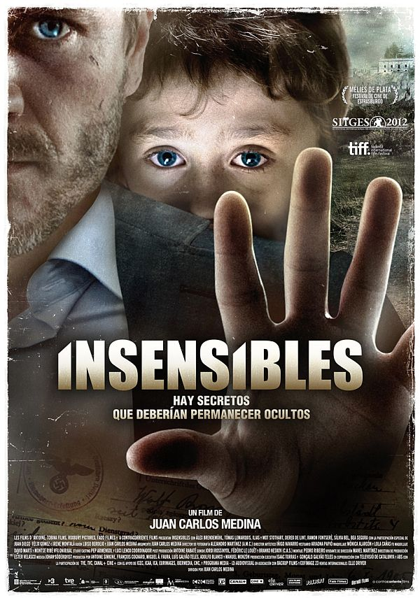 INSENSIBLES -PSICOTHRILLER ESPAÑOL-