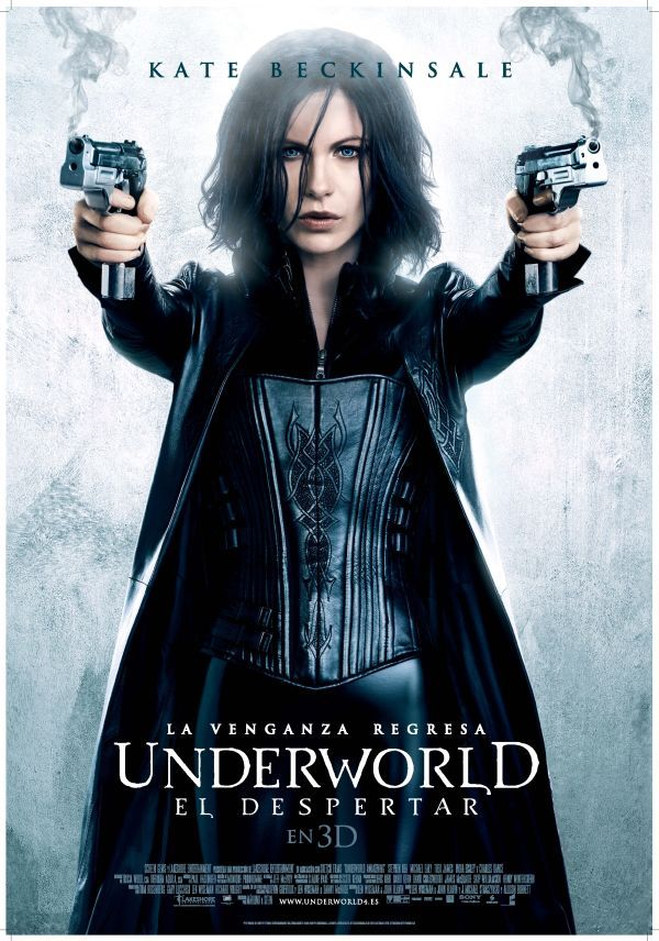 Underworld. El Despertar